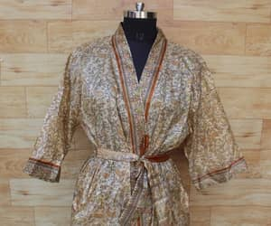 etsy, women's fashion, and dressing gown image
