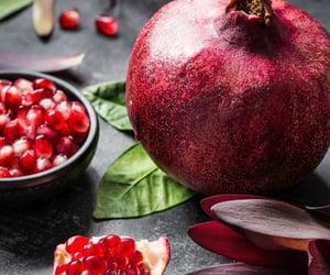 pomegranate, pomegranate seeds, and seeds juice image
