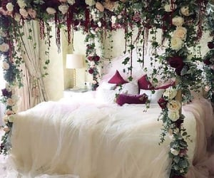 romantic decoration and renovation of a house image