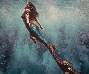 fantasy, mermaid, and mythical image