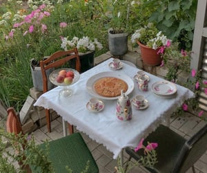 cosy, food, and cottagecore image