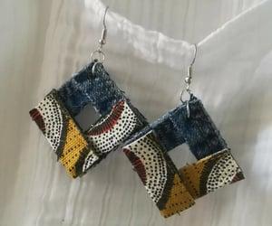 bijoux, fait main, and creation image