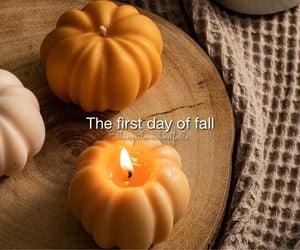 autumn, orange, and pie image