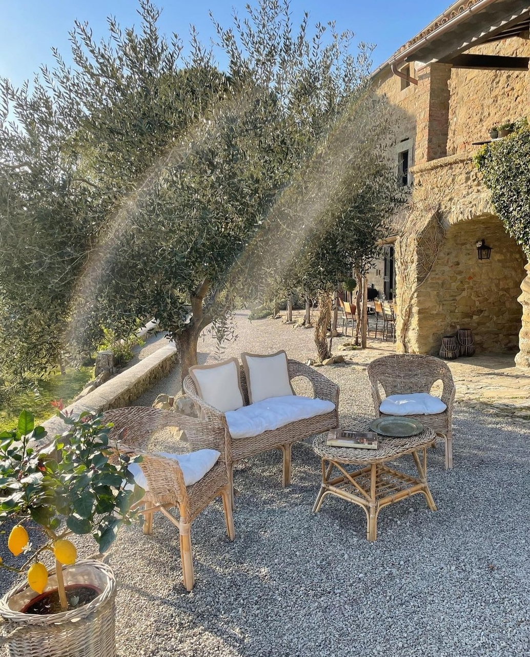 cosy, italy, and summer image