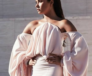 Couture, demi lovato, and dress image
