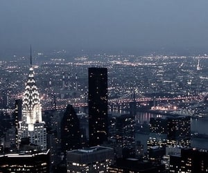 manhattan, chrysler building, and nyc image