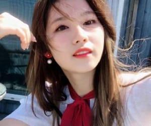 beautiful girl, cute, and japan line image