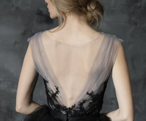 ballgown, pretty, and dress image