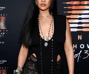 celebrities, savagexfenty, and fashion image