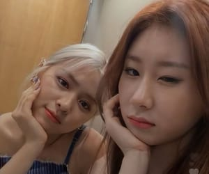 chicas, icons, and itzy image