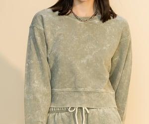 sweatshirt, tops, and acidwash image