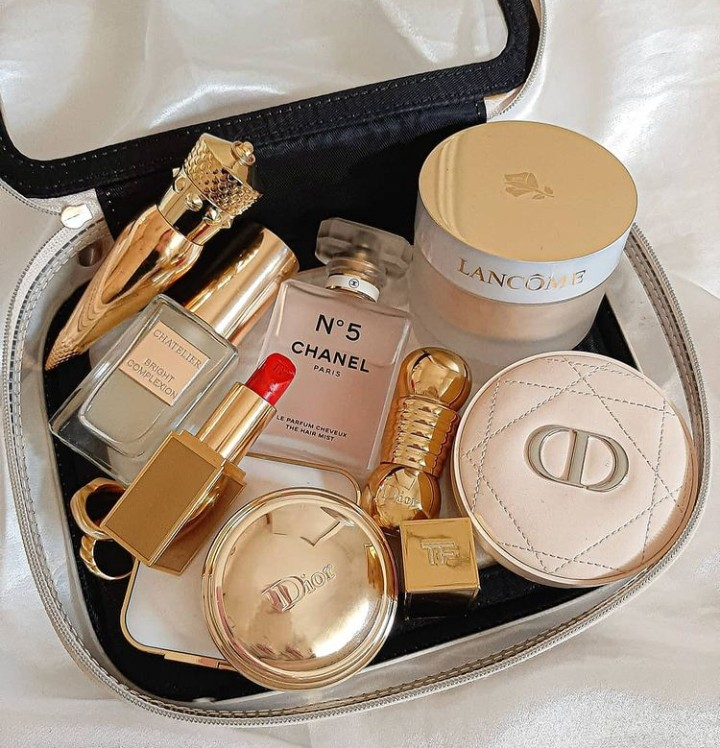 accessories, aesthetic, and makeup image