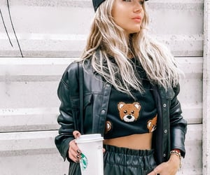 bears, blonde, and style image