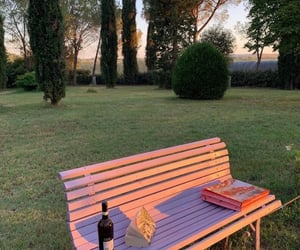 countryside, aesthetic, and books image