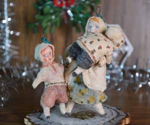 decoration, christmas decoration, and etsy image