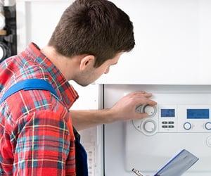 boiler repair, boiler installation, and boiler service image