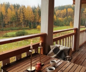 autumn, beauty, and country image