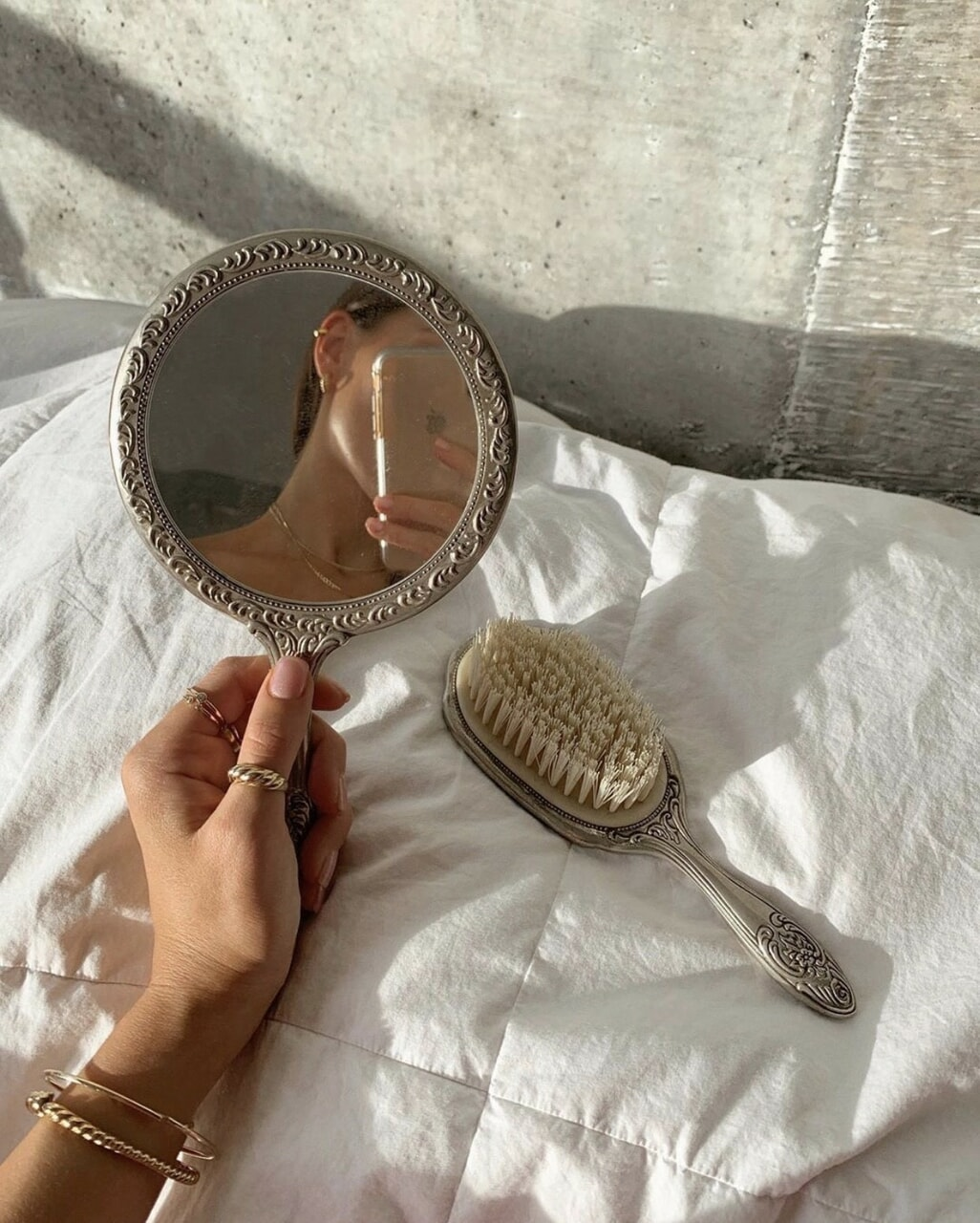 article, break, and self care image