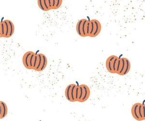 wallpaper, fall, and Halloween image