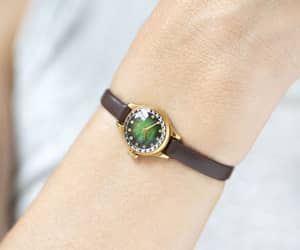 etsy, ladies watch, and very small watch image