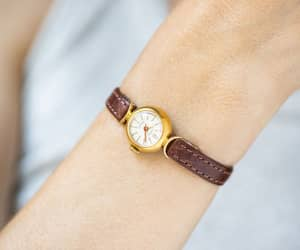 etsy, vintage women watch, and woman watch gift image