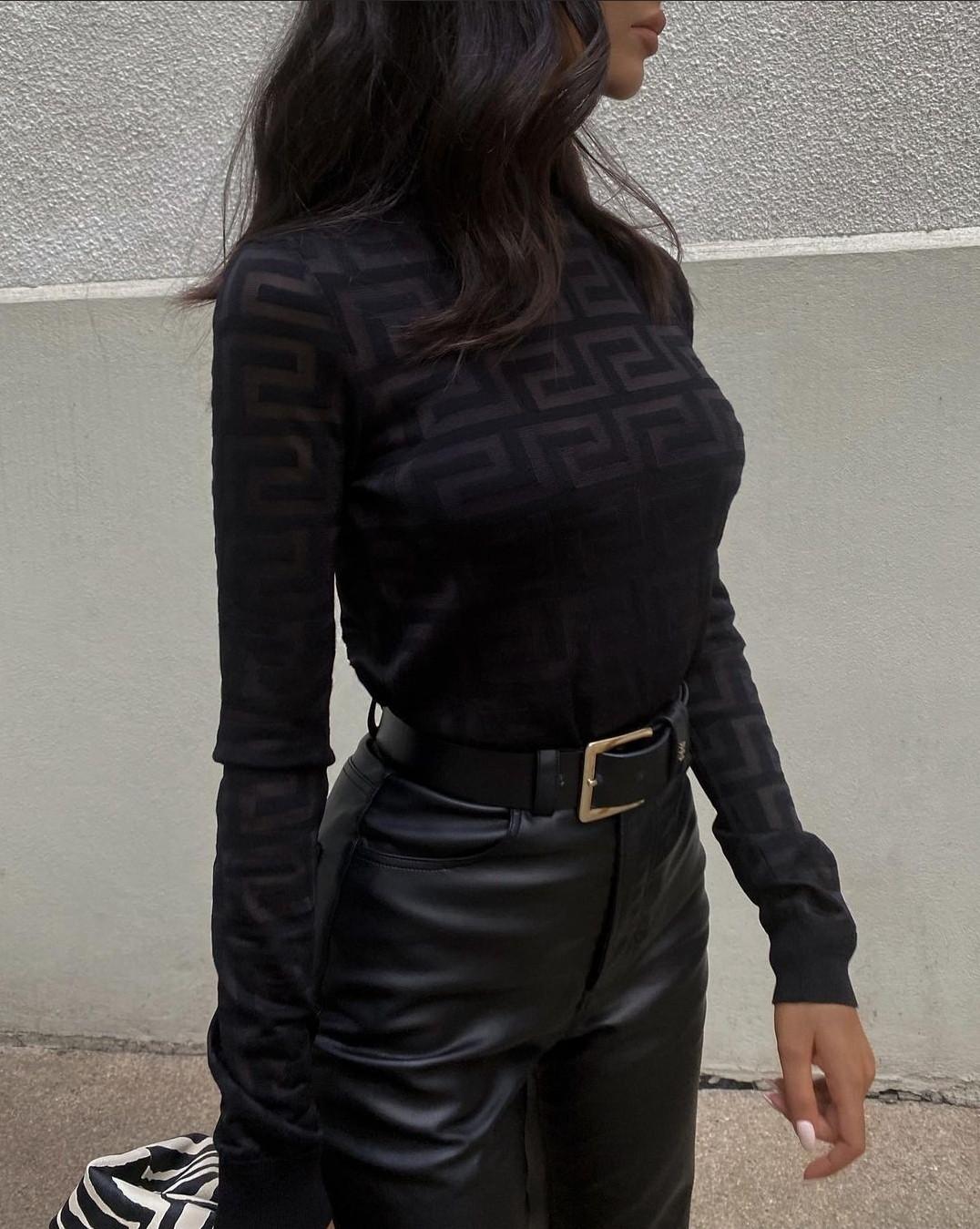 blogger, fashion, and bottegaveneta pouch image