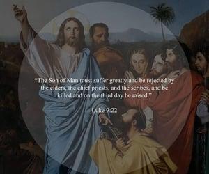 bible, catholicism, and gospel image