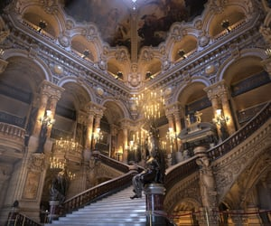 architecture, luxury, and baroque image