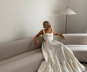 dress, fashion, and home design image