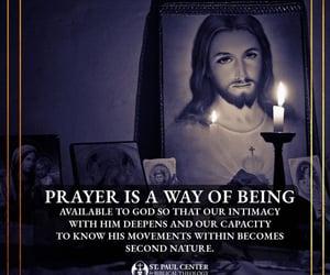 Catholic, sacred heart, and catholicism image