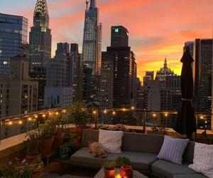 balcony, cosy, and city image