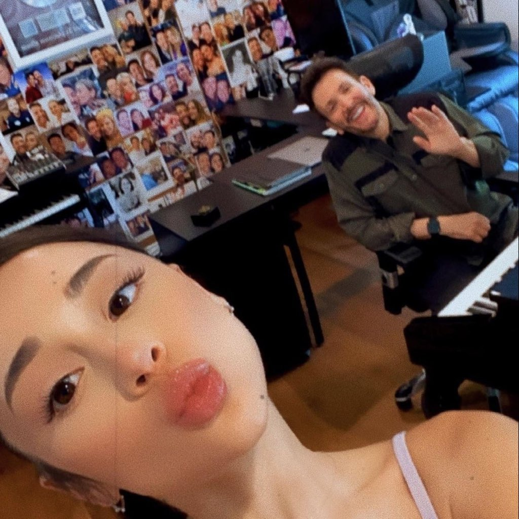 ariana grande, positions, and singer image