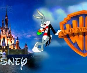 bugs bunny, edit, and warner brothers image
