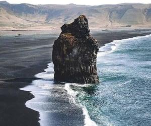 sea level, sea view, and beachside image