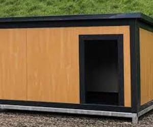 kennel uk, dog kennels build, and thermal kennels image