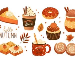 autumn, patterns, and coziness image