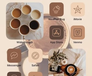 apple, ios, and widgetsmith image