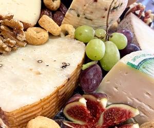 cheese, yum, and cracker image