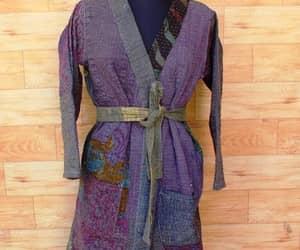 etsy, winterjacket, and boho jacket image