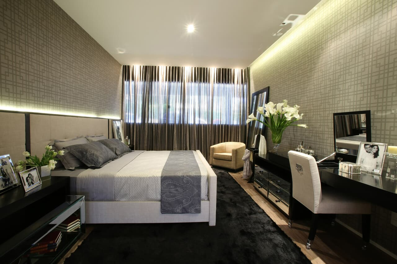 decor, luxurious home, and decoration image