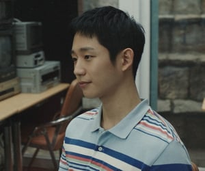 boy, tune in for love, and korean boy image