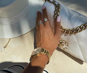 accessories, jewelry, and chanel image
