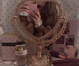 aesthetic, mirror, and profume image