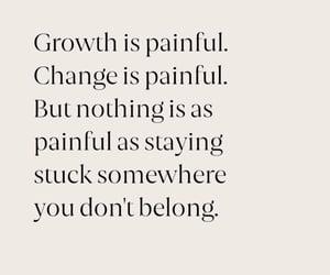 broken, growth, and happy image