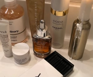 beauty, skincare, and nude aesthetic image