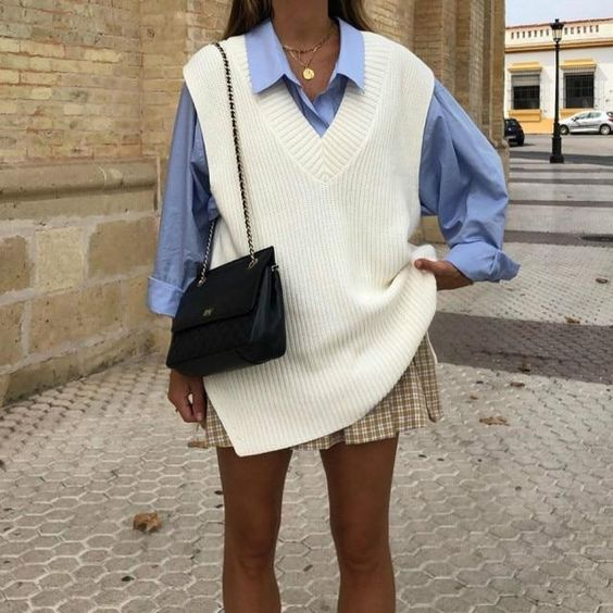 fashion, street style, and fall outfit image