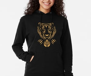 clothing, redbubble, and sweater clothing image