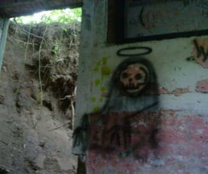 abandoned, building, and death image