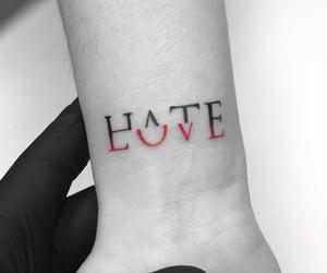 tatoo, tatuaje, and tatuajelove image