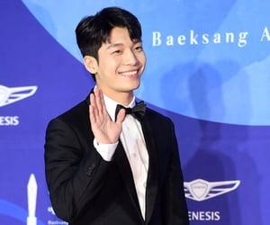 actor, handsome, and wi ha joon image